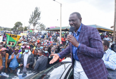 DP Ruto promises free and fair nominations for aspirants seeking UDA ticket